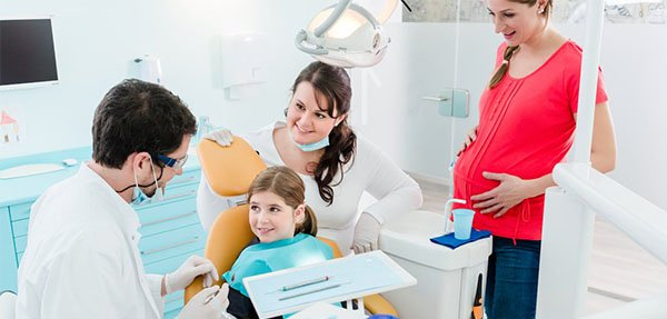 pregnancy and dental care