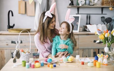 Top 8 Ideas for Easter at Home from your Warrnambool Dentist