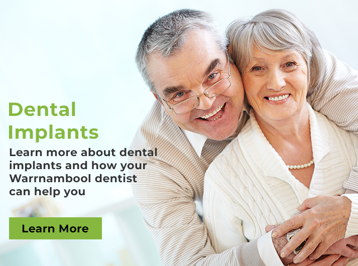 dental implants banner warrnambool