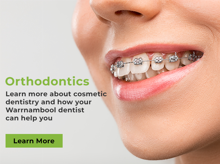 orthodontics banner warrnambool