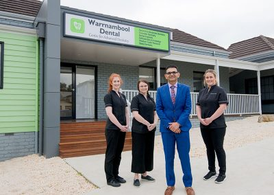 warrnambool dental dental team