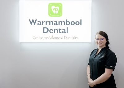 warrnambool dental dentist assistant