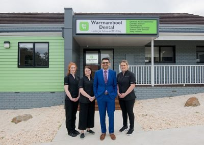 warrnambool dental dr nishant and staff