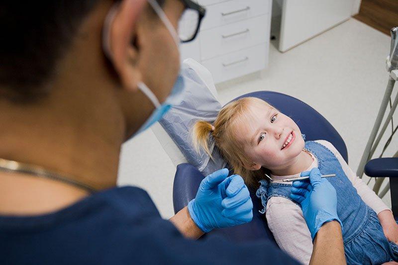 warrnambool dental little girl patient