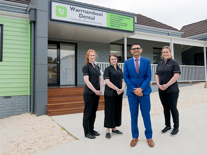 warrnambool dental our practice and core values
