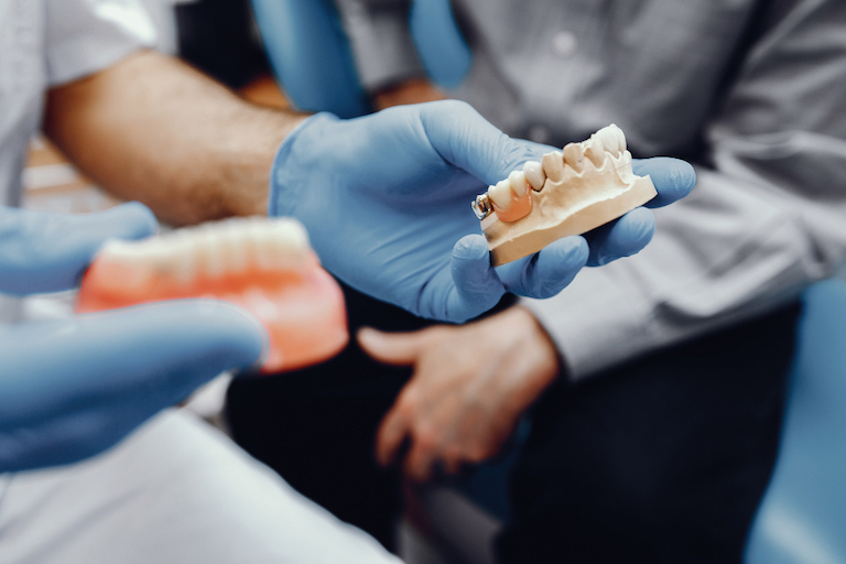 at-home care for mini implants warrnambool
