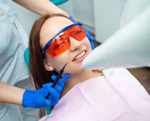 benefits of laser dentistry warrnambool