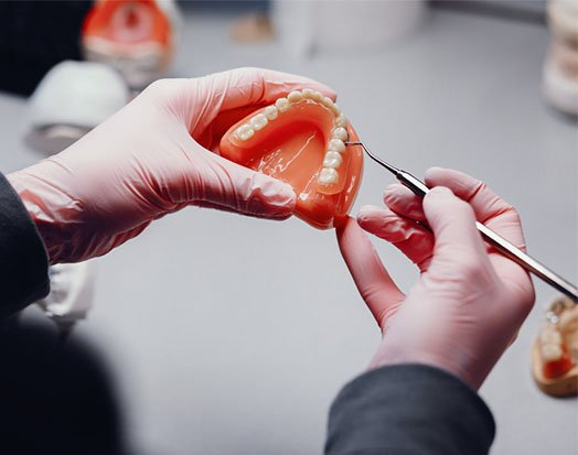 preparing for implant dentures warrnambool