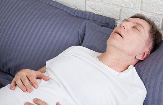 what are the symptoms of sleep apnoea warrnambool