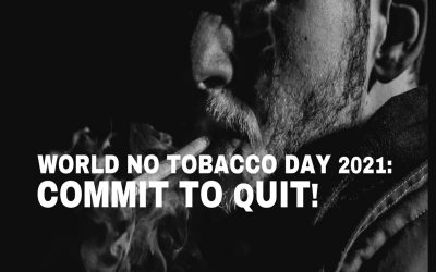 World No Tobacco Day 2021 in Warrnambool: Commit to Quit!