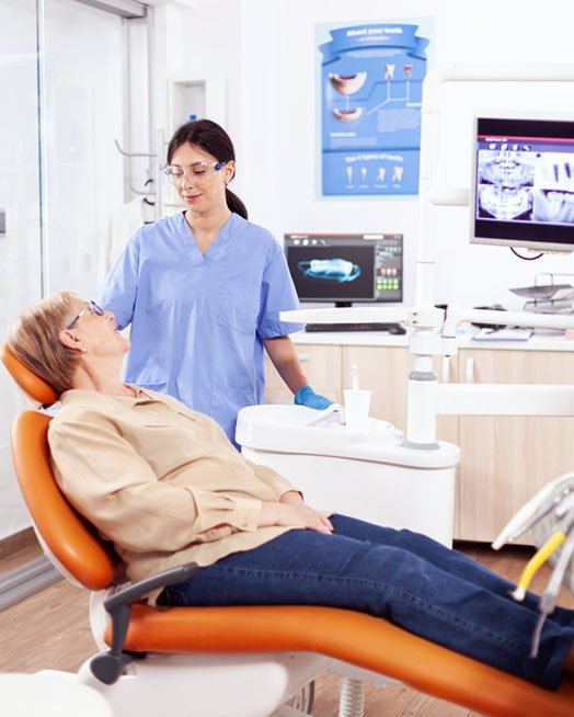 benefits of all on 4 dental implants warrnambool
